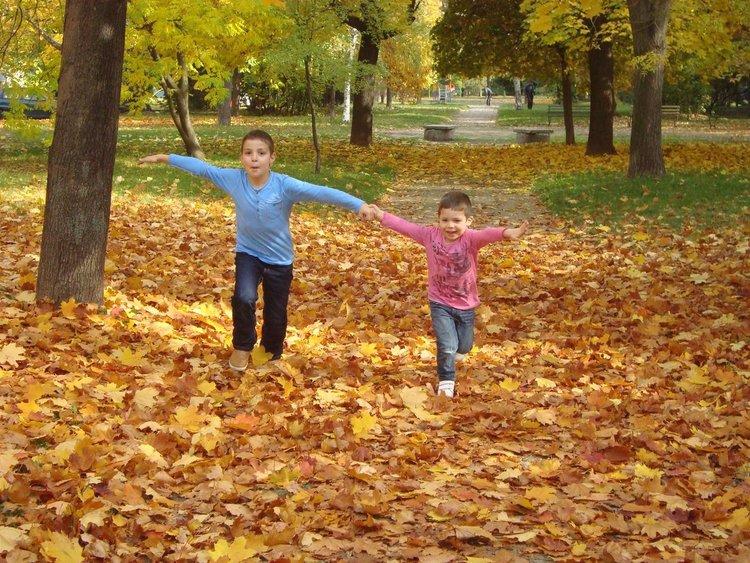 """Снимката на Христина - """"Есента лети с мен"""""""