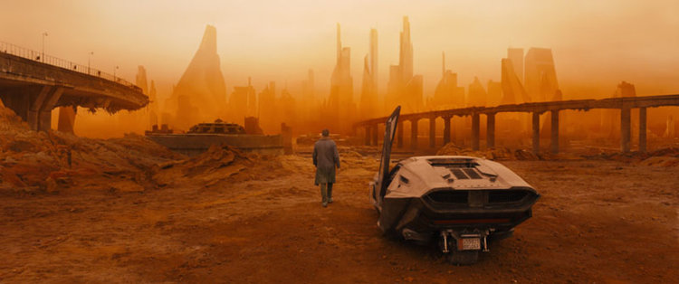 """""""Блейд рънър 2049"""" с Харисън Форд и Райън Гослинг тръгва по кината (видео)"""
