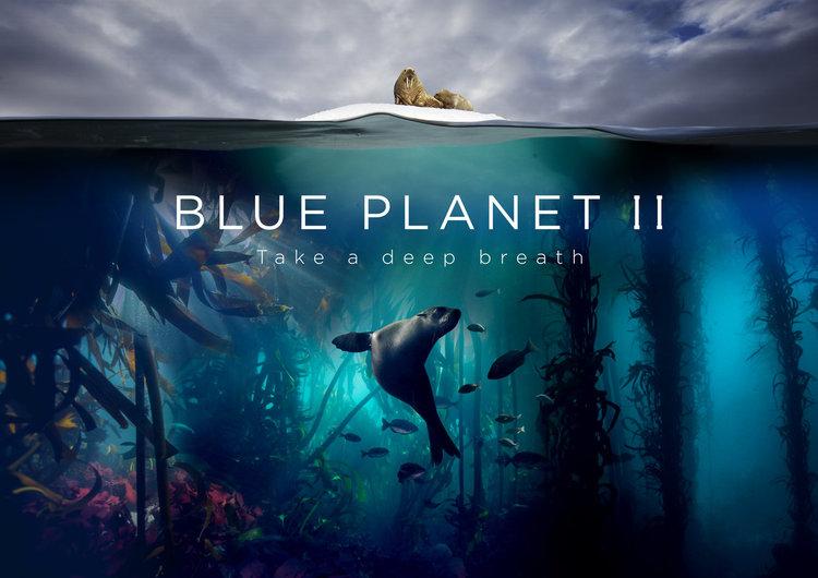 Синя планета II (трейлър)