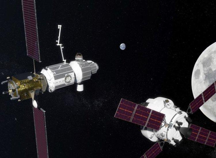 НАСА и Роскосмос ще строят нова космическа станция до Луната