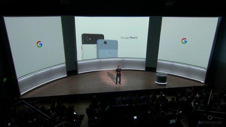 Google представи новите си смартфони (видео)