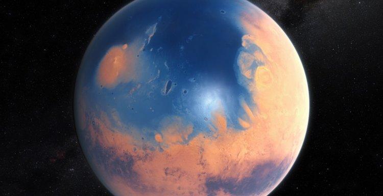 """НАСА откри на Марс """"ключа"""" за зараждането на живота (видео)"""