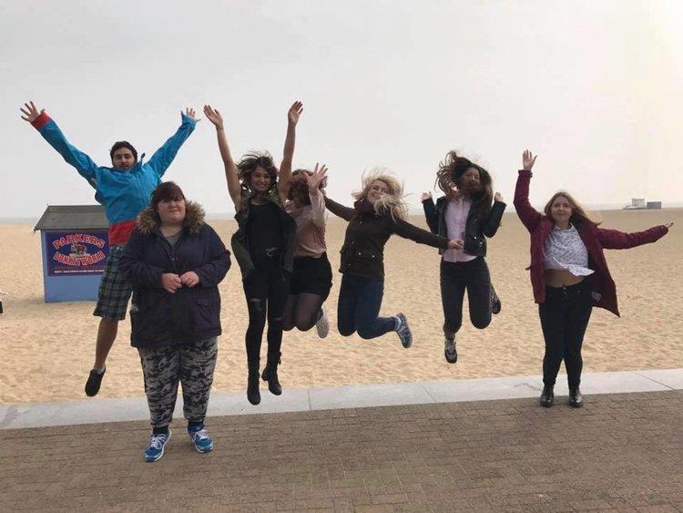 Димитровградчанка се включи в младежки обмен във Великобритания