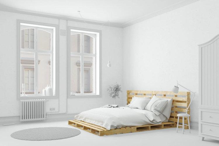 Свежи идеи за подреждането на спалнята (видео)