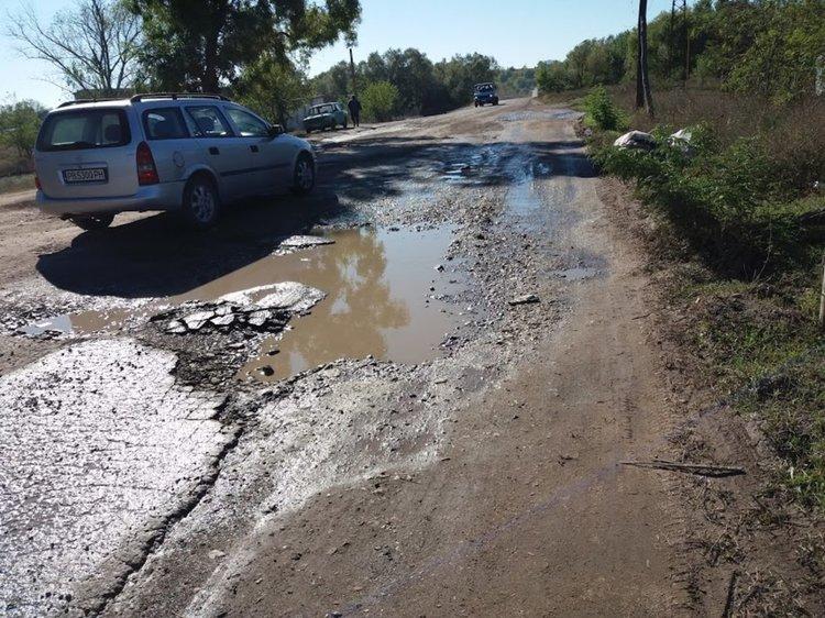 """От """"Пътинженеринг"""" обещаха на 13 октомври, петък, да подхванат пътя Първомай– Бяла река"""