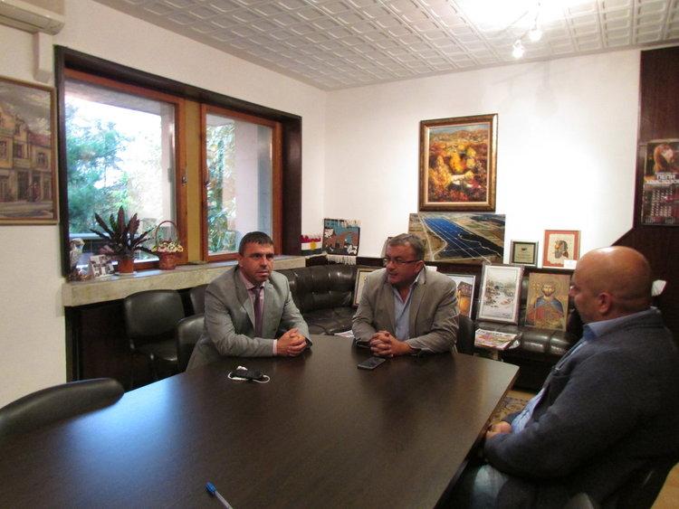 Шефът на областната полиция е доволен от работата на подчинените му в Първомай