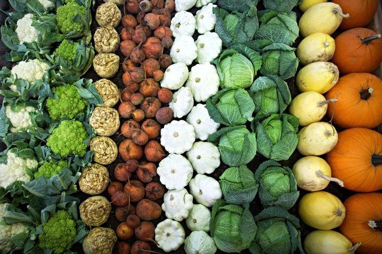 Седем полезни храни през есента
