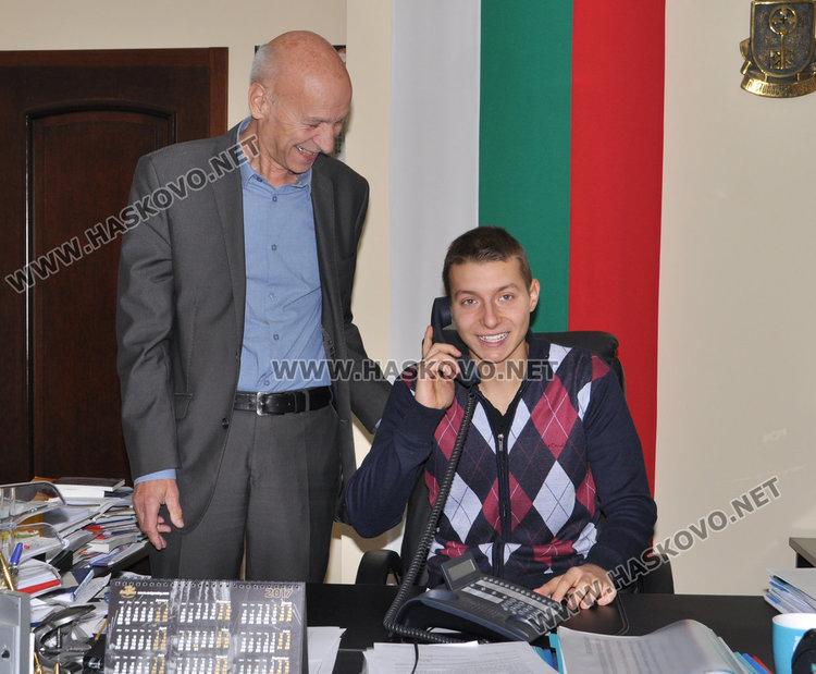 Добри Беливанов и Тодор Кирев