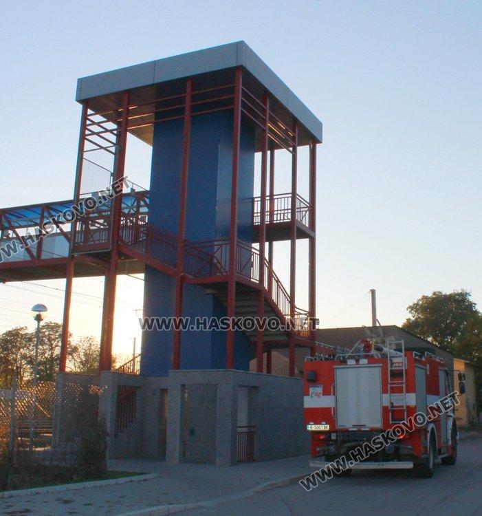 Локомотив се подпали близо до гарата в Димитровград