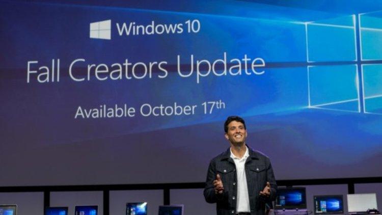 Какво е новото в голямото обновяване Windows 10 Fall Creators Update