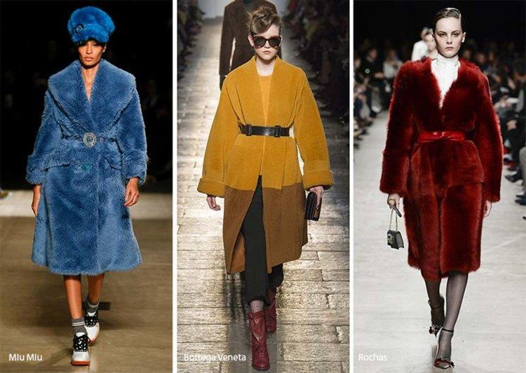 Модни аксесоари - тенденции есен-зима 2017-2018