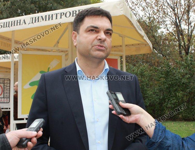 """Кметът Иво Димов коментира ситуацията в МБАЛ """"Св.Екатерина"""""""