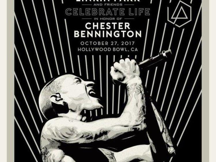 """Концертът на """"Linkin Park"""" в чест на Честър Бенингтън на живо в YouTube"""