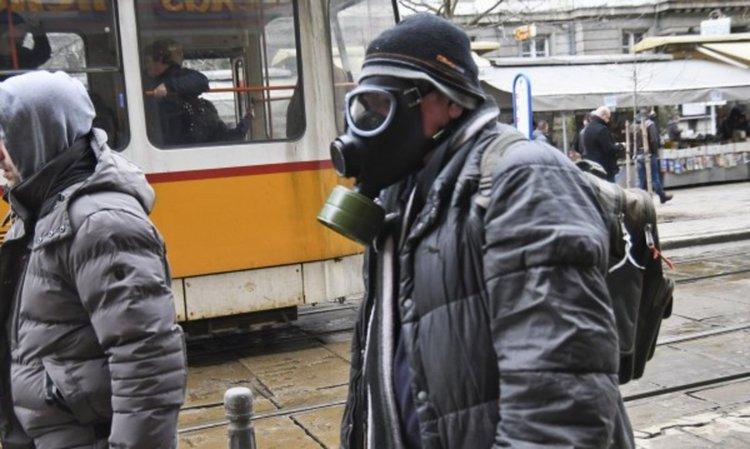 Европейците проверяват в реално време какъв въздух дишат