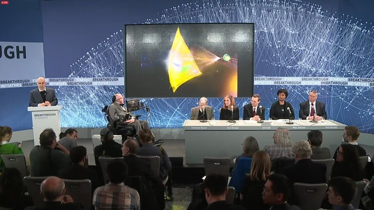 Сн.:  Breakthrough Starshot
