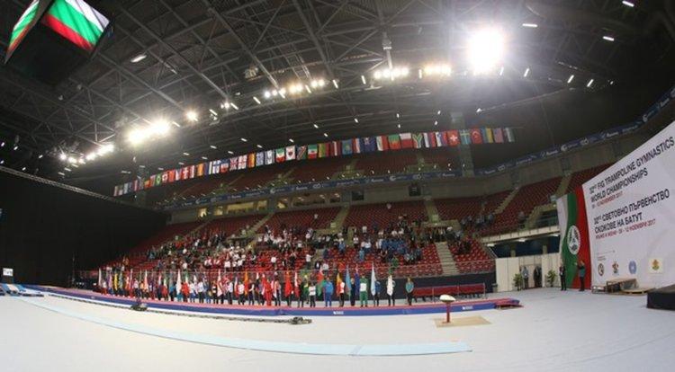 София домакин на Световното първенство по батут