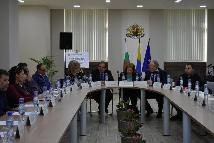 Със 7 предложения приключи второто заседание на Националната кръгла маса в Асеновград
