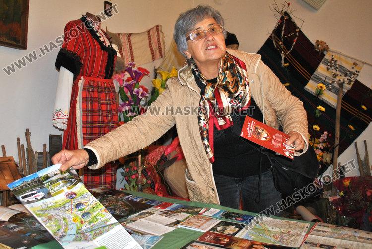 Тракийци показаха спомени от Европейските държави в изложба