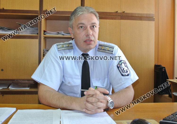 Главен инспектор Димо Чобанов