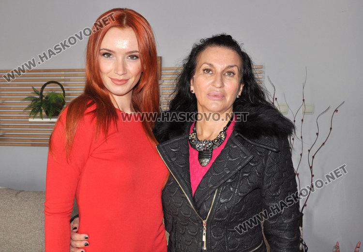 Адриана Добрева ще помага на Габи в подготовката