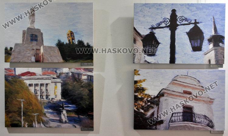 Фотографи с реверанс към изобразителното изкуство в календара на Хасково за 2018 г.