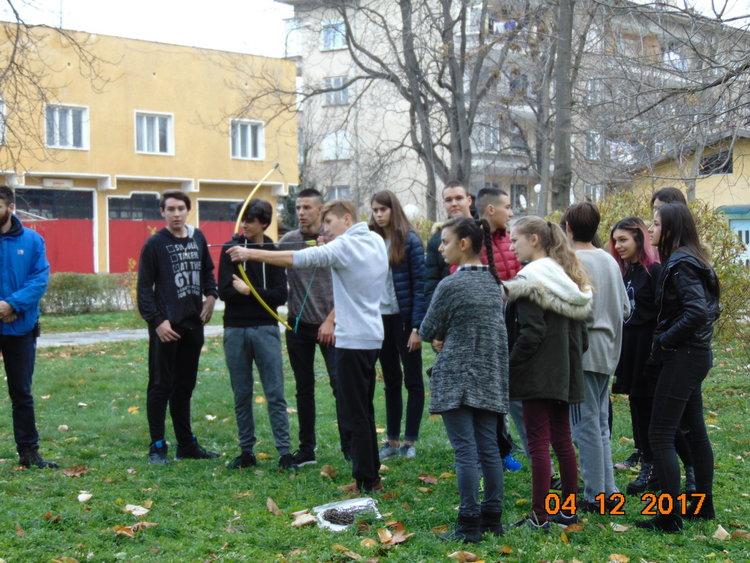 Златаровци се впуснаха в приключенската игра на ОИЦ - Пловдив