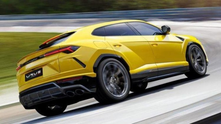 Lamborghini представи първия супер SUV (видео)