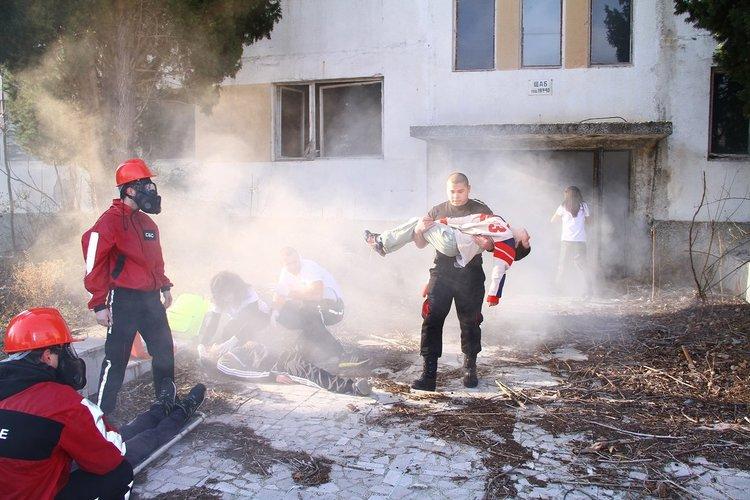Спасители набират средства за уведомително приложение при бедствия и катастрофи