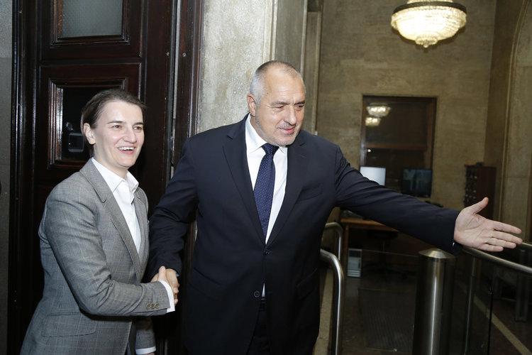 Премиерите на Сърбия и България развиват инфраструктурните проекти между страните