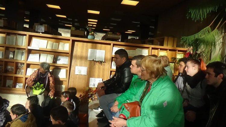 Библиотеката връчи призове на читатели, сред тях и три поколения от едно семейство в Смолян