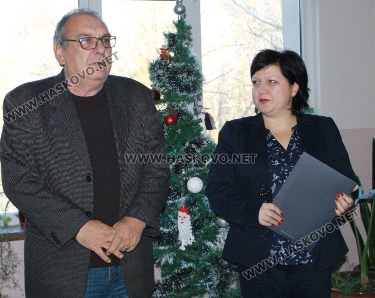 Гост на тържеството бе председателят на ОбС Гергана Кръстева