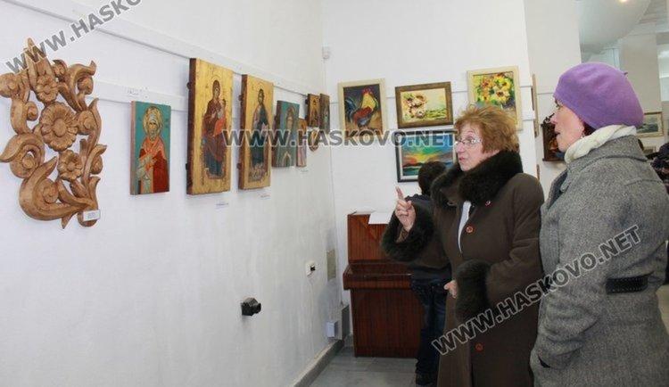 Коледна изложба -базар откриват тази вечер в Димитровград