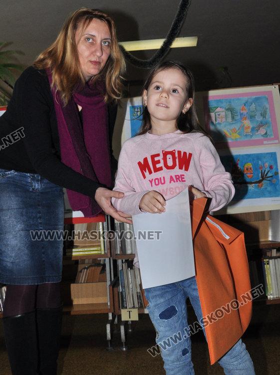 Деца на 5 и 10 г. са най-четящите в Хасково