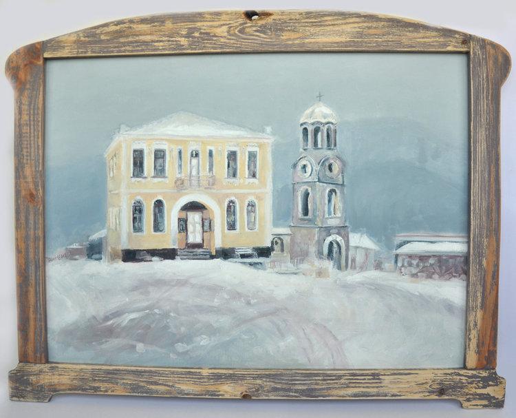 Родопски майстор отново построил съборените от земетресения минарета на Джумая джамия в Пловдив