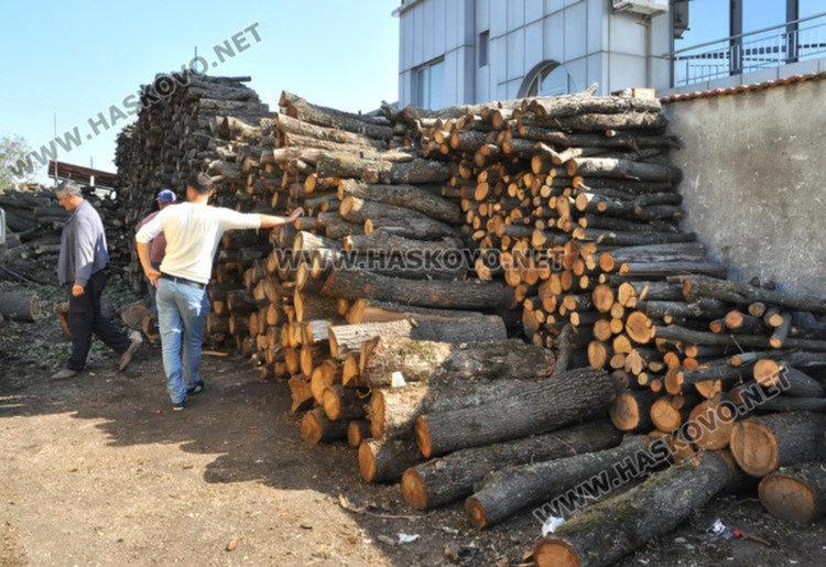 Димитровградските складове - запасени с дърва и въглища