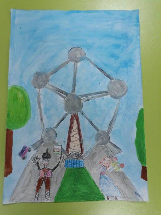 Деца от Димитровград твориха за българското председателство на ЕС