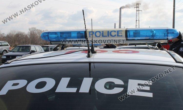 Спипаха 31-годишен мъж с канабис в Димитровград