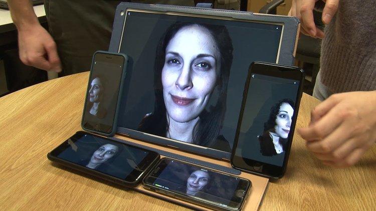 Система предава 3D съдържание в peaлнo вpeмe на смартфона (видео)