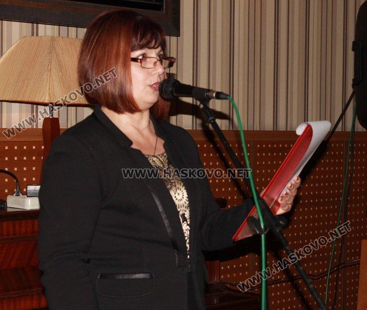 Поетесата Антонина Димитрова представи новата си книга