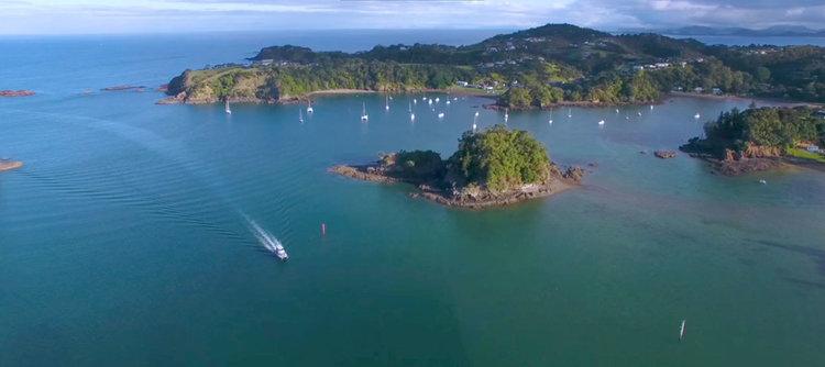 Остров само за жени (видео)