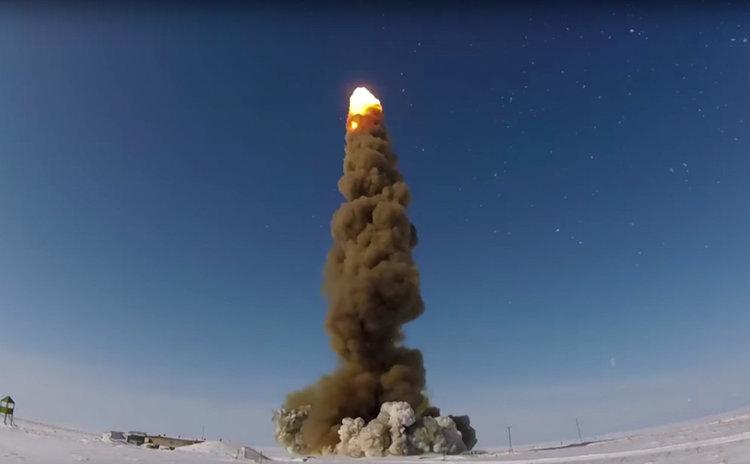 Русия изпита нова ракета ПРО (видео)