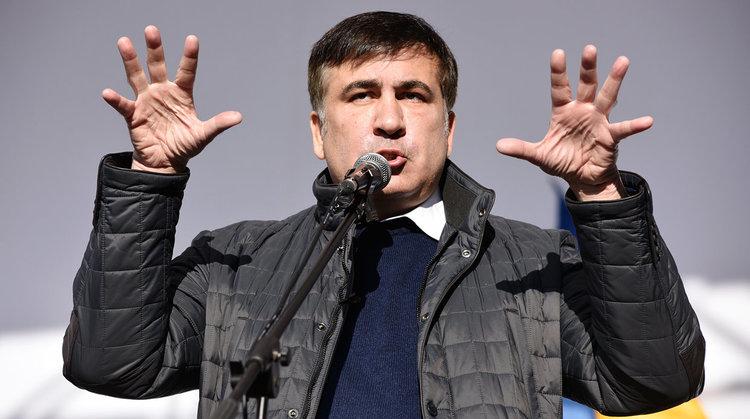 Експулсираха Саакашвили в Полша