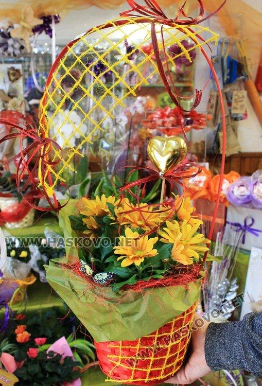 Търсят букети от бонбони за любимия за Св.Валентин