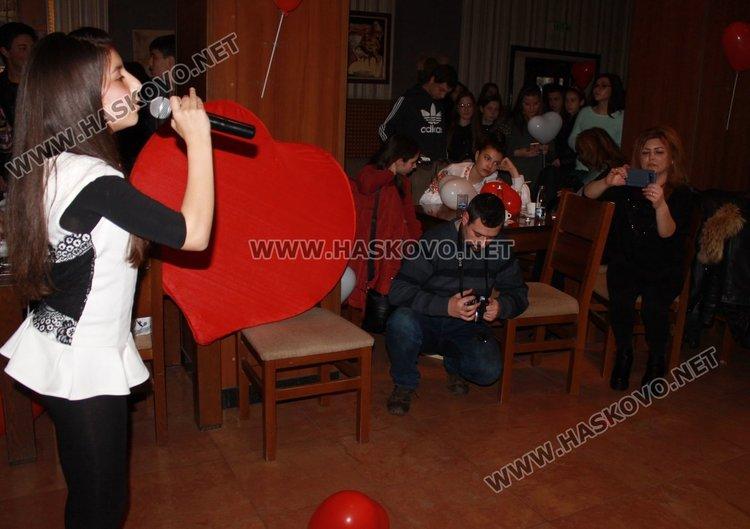 Три двойки участваха в празник, посветен на Св.Валентин в Димитровград