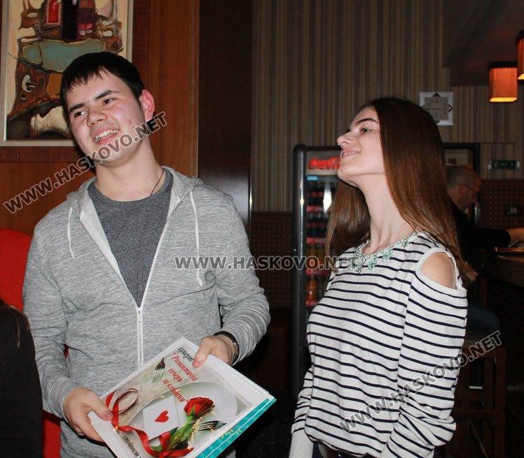 Победители станаха Веселин и Татяна с 12 точки