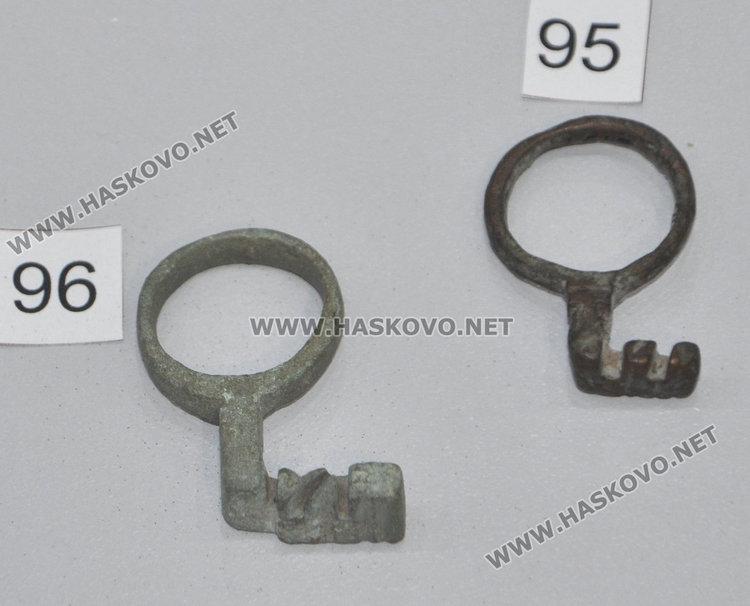 пръстените ключове