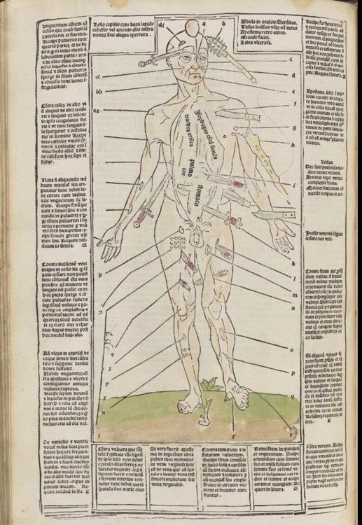Рядка книга разкрива каква е била медицината през 16-ти век
