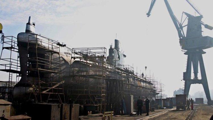 """Източвали военния корабостроителен завод """"Флотски арсенал"""" на всички нива"""