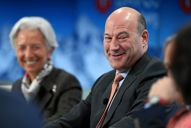 Гари Кон в Давос през 2015 г. Сн: worldeconomicforum, CC