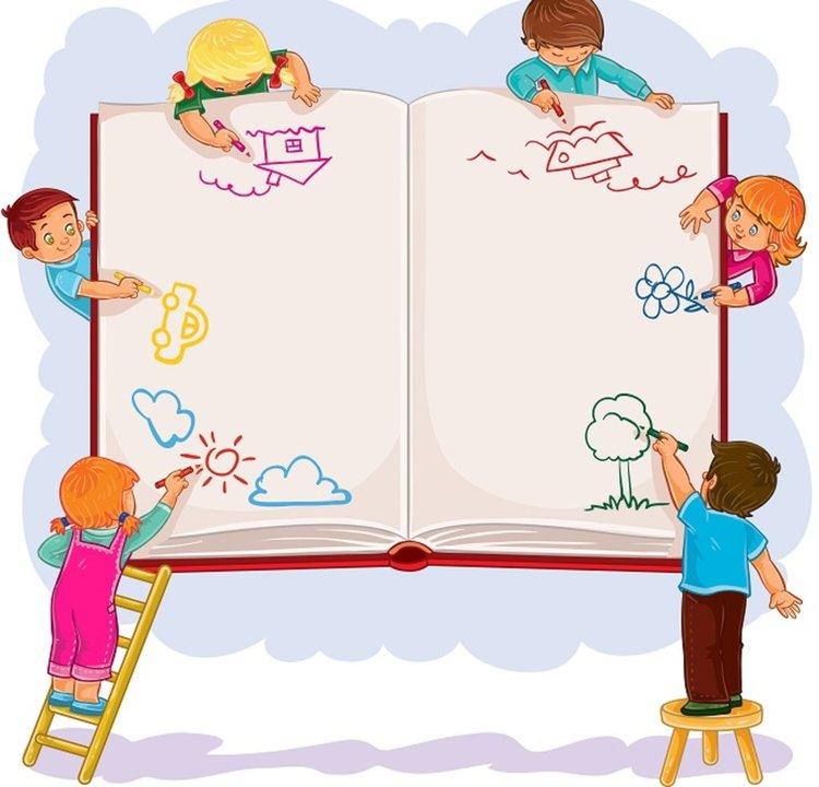 """Общината и библиотеката търсят най-добрата рисунка на тема """"Вълшебният свят на книгите"""""""